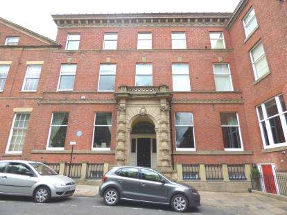 2 Bedrooms Flat for sale in Winckley Square, ., Preston, Lancashire, PR1