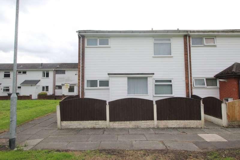 3 Bedrooms Property for sale in Millbrook Close, Skelmersdale, WN8