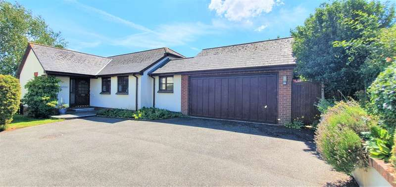 3 Bedrooms Detached Bungalow for sale in Talaton