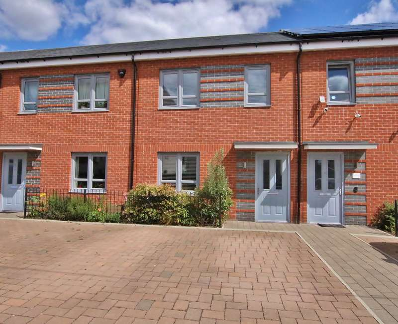 3 Bedrooms End Of Terrace House for sale in Southampton