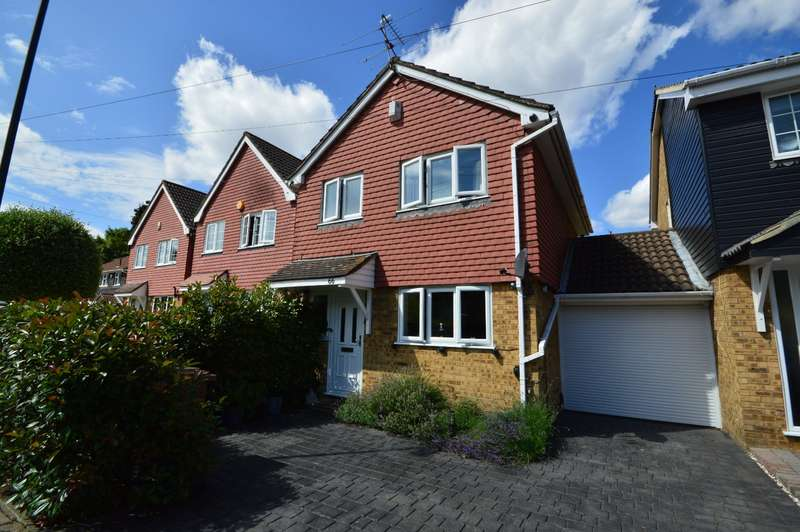 3 Bedrooms Link Detached House for sale in Sunland Avenue, Bexleyheath, DA6