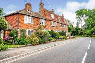 2 Bedrooms Terraced House for sale in Prospect Cottages, High Street, Burwash, Etchingham