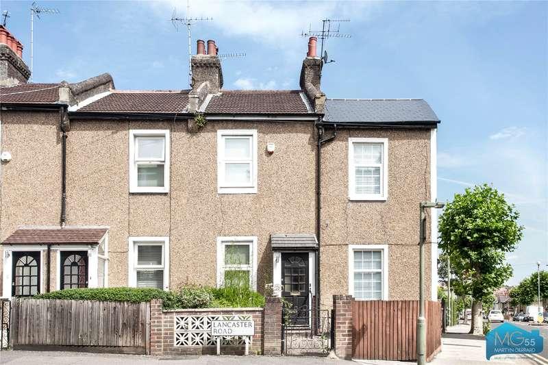 2 Bedrooms Terraced House for sale in Lancaster Road, Barnet, Hertfordshire, EN4