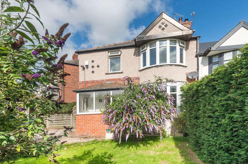 3 Bedrooms Semi Detached House for sale in Renshaw Road, Greystones