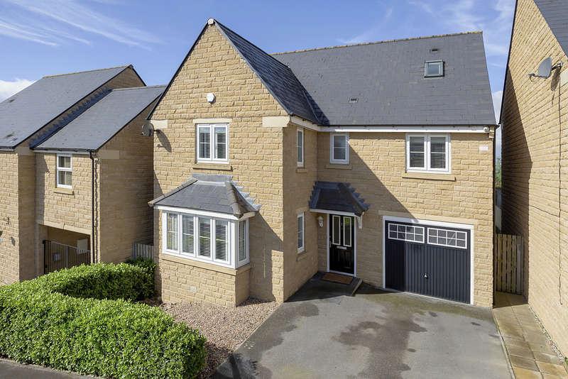 5 Bedrooms Detached House for sale in Honey Pot Drive, Baildon
