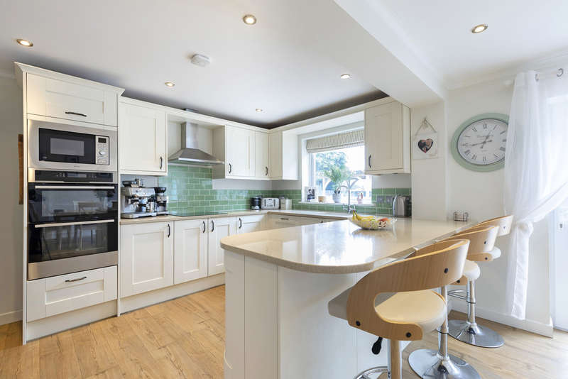 4 Bedrooms Semi Detached House for sale in Maple Drive, Cheltenham GL53 8PG