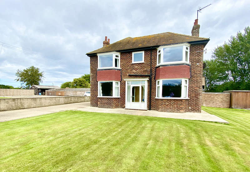 3 Bedrooms House for sale in Bridlington Road, Ulrome