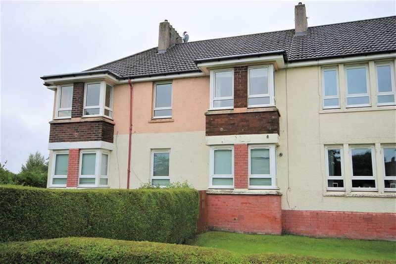 3 Bedrooms Flat for sale in Allan Street, Coatbridge