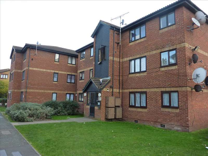 1 Bedroom Flat for rent in Acworth Close, London