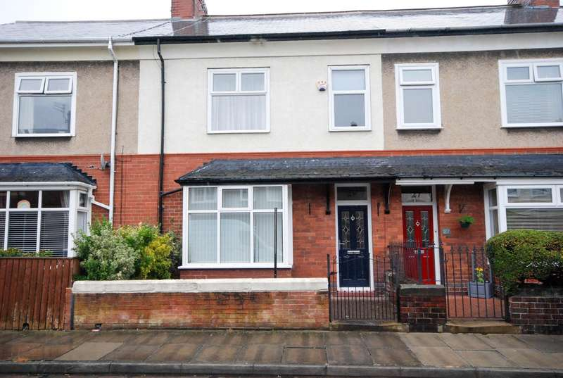 3 Bedrooms Terraced House for sale in Wansbeck Road, Jarrow