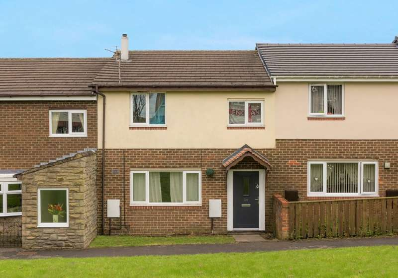 3 Bedrooms Terraced House for sale in Braeside, Burnhope, Durham, County Durham, DH7 0AZ