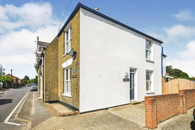 2 Bedrooms End Of Terrace House for sale in Middle Deal Road, Deal, Kent, CT14