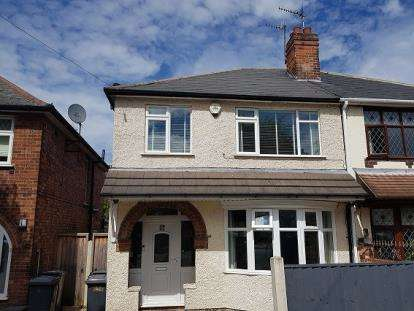 3 Bedrooms Semi Detached House for sale in George Street, Arnold, Nottingham, Nottinghamshire