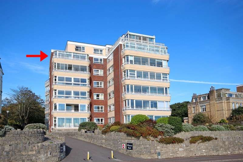 4 Bedrooms Apartment Flat for sale in Princes Gate, 55 Grove Road, Bournemouth, Dorset, BH1