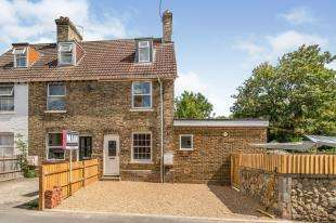 4 Bedrooms End Of Terrace House for sale in Weavering Street, Weavering, Maidstone, Kent