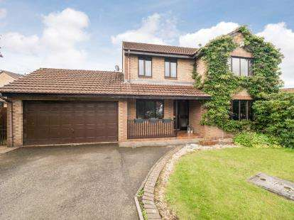 4 Bedrooms Detached House for sale in Gryfewood Way, Houston