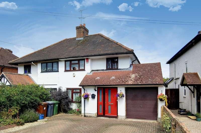 3 Bedrooms House for sale in Gills Hill Lane, Radlett