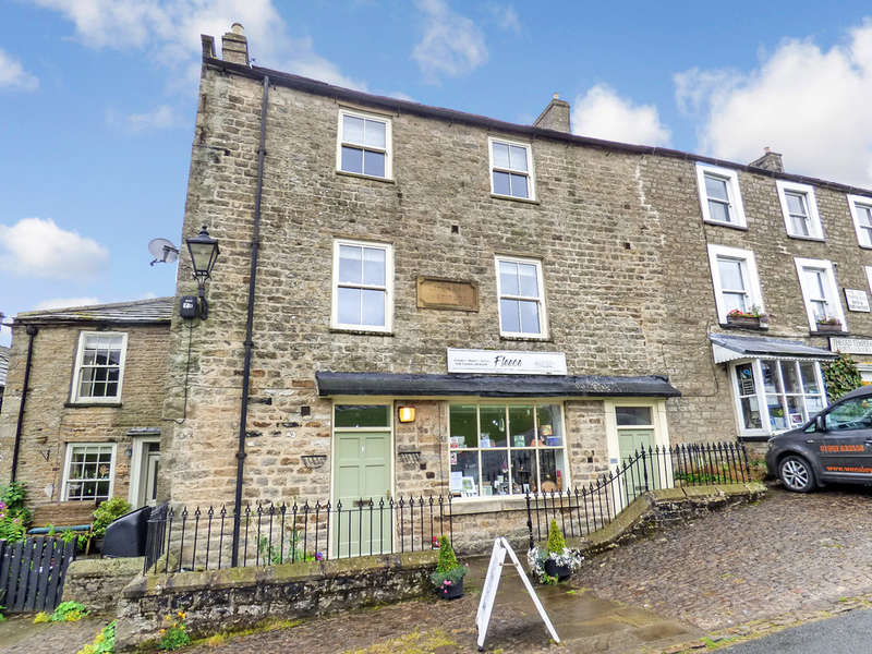 2 Bedrooms Ground Maisonette Flat for sale in The Literary Institute, Reeth, Richmond