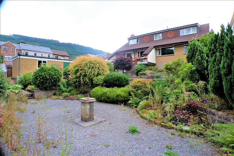 4 Bedrooms Bungalow for sale in Crud Yr Awel, Station Street, Treorchy