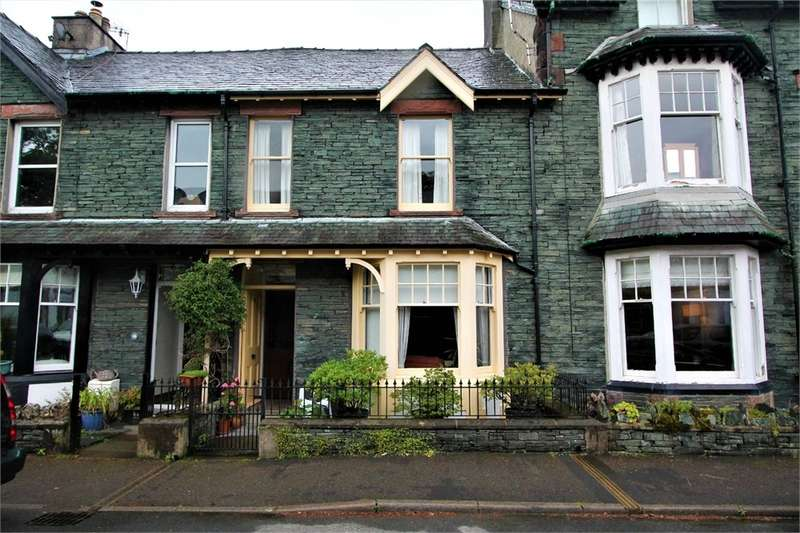 3 Bedrooms Terraced House for sale in 14 Skiddaw Street, KESWICK, Cumbria