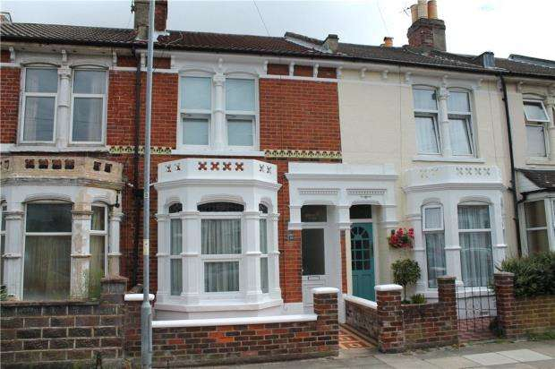 3 Bedrooms Terraced House for sale in Burlington Road, Portsmouth, Hampshire