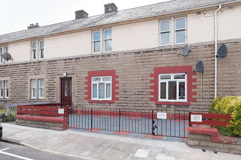 2 Bedrooms Ground Flat for sale in Kilwinning Terrace, Musselburgh, East Lothian, EH21 7ED