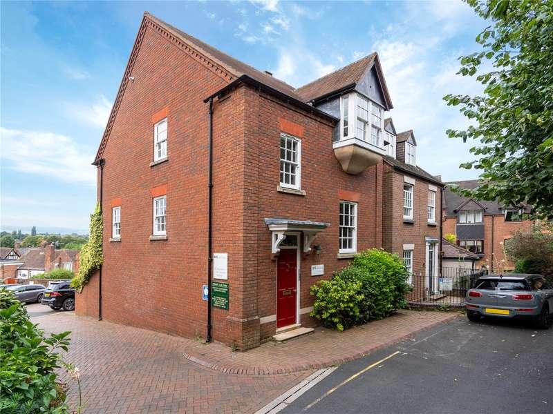 Detached House for sale in 25A St. Leonards Close, Bridgnorth, Shropshire, WV16 4EJ