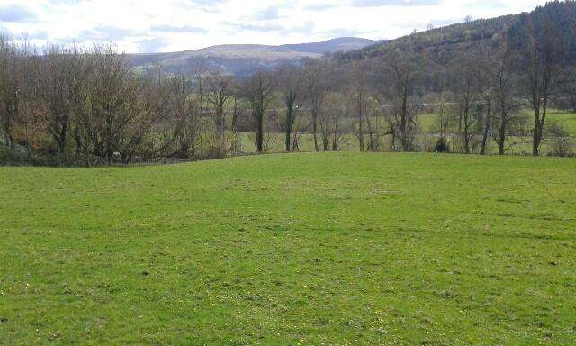 Land Commercial for sale in Dorlangoch, Brecon, Powys, LD3 7RH