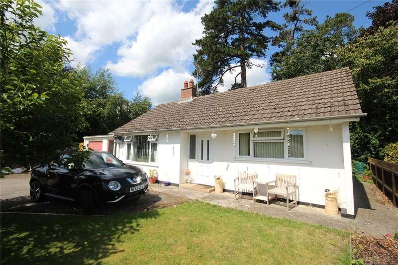 2 Bedrooms Detached Bungalow for sale in Slough Lane, Presteigne, Powys, LD8 2NH