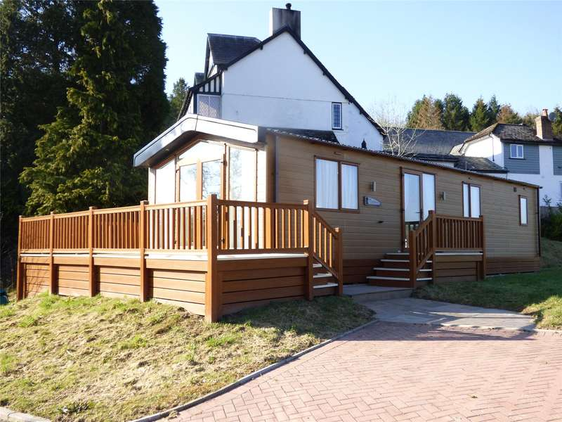 2 Bedrooms Detached House for sale in Ithon Valley Lodge Park, Crossgates, Llandrindod Wells, Powys, LD1 6RF