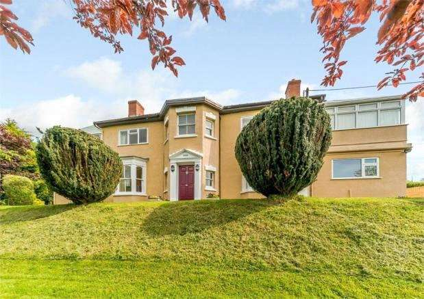4 Bedrooms Detached House for sale in Brimmon Lane, Newtown, Powys, SY16 1BY
