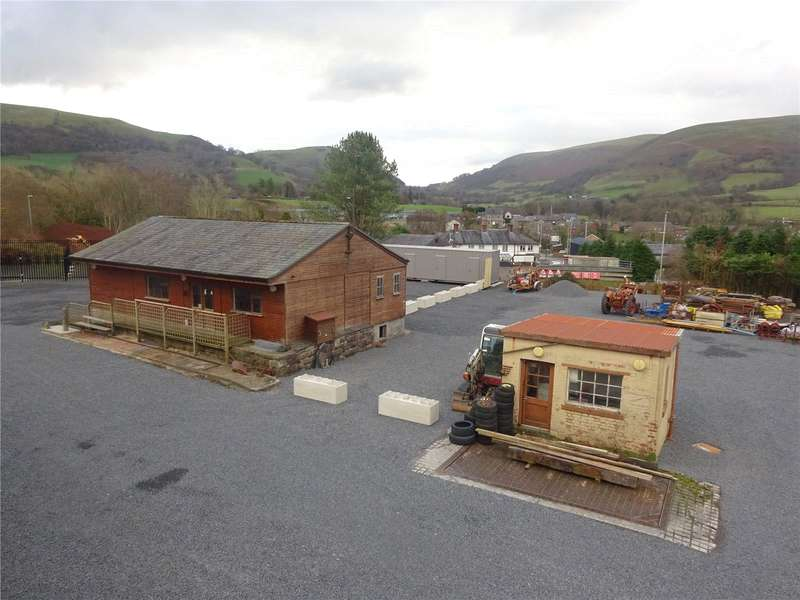 Commercial Property for rent in Llanbrynmair, Powys, SY19 7AA