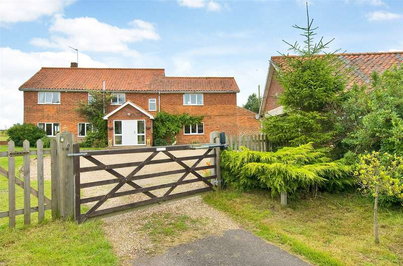 6 Bedrooms Detached House for sale in Witton, North Walsham, Norfolk