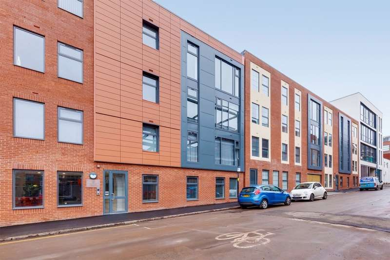 Property for rent in The Foundry, Carver Street, Jewellery Quarter, B1