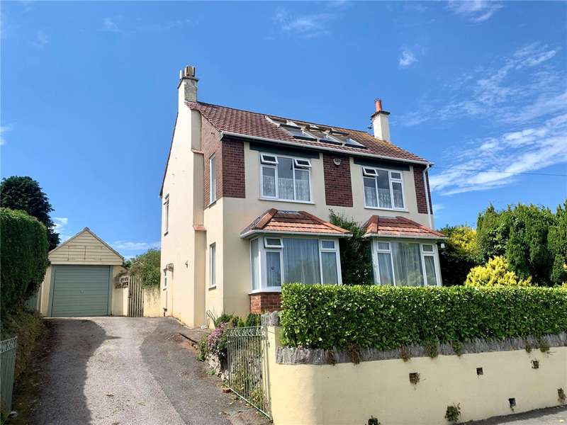 4 Bedrooms Detached House for sale in Crossparks, Dartmouth, TQ6