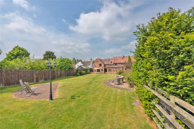 5 Bedrooms Barn Conversion Character Property for sale in Wyken, Worfield, Bridgnorth, Shropshire, WV15 5NW