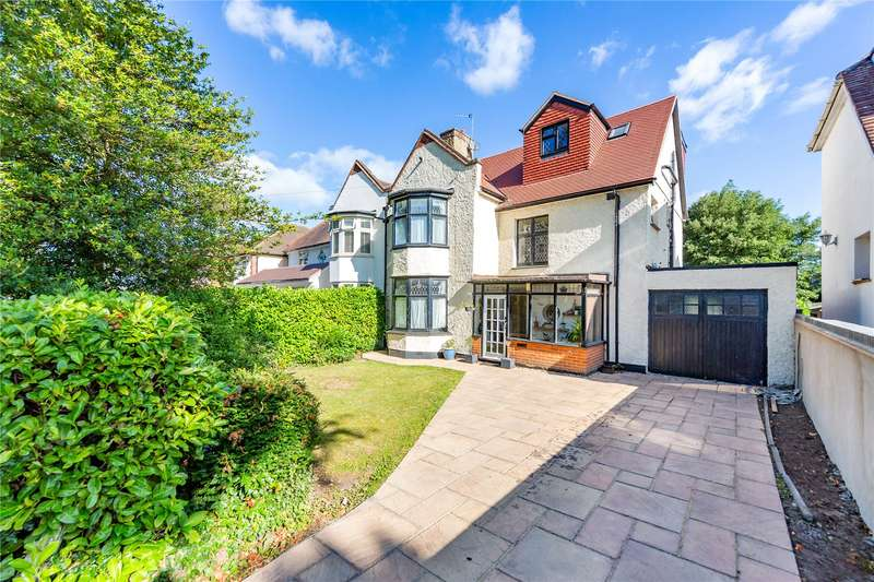 5 Bedrooms Semi Detached House for sale in Mavis Grove, Hornchurch, RM12