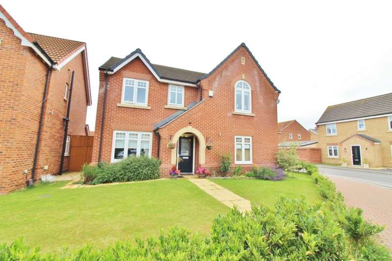 4 Bedrooms Detached House for sale in Kingsbrook Chase, Wath-Upon-Dearne, Rotherham, S63