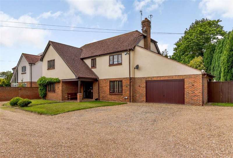 Detached House for sale in Sole Street, Cobham