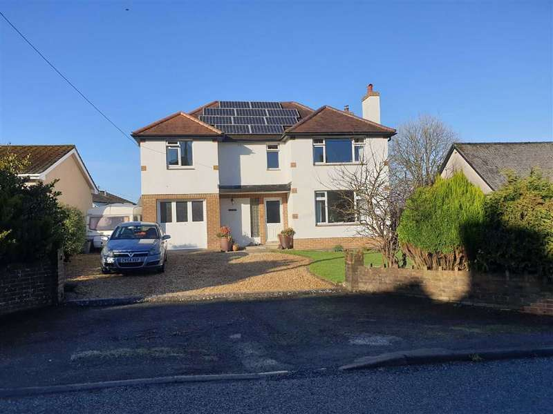 4 Bedrooms Detached House for sale in Station Approach, Narberth, Pembrokeshire
