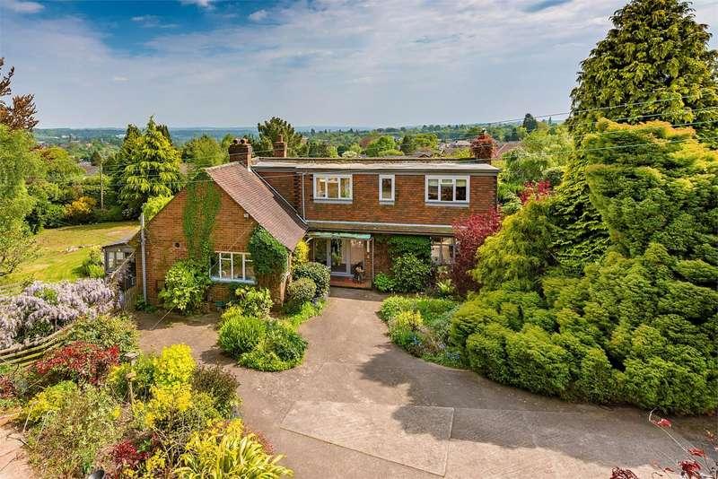 4 Bedrooms Detached House for sale in Jaroma, 1 Westland Drive, Bridgnorth, Shropshire, WV16