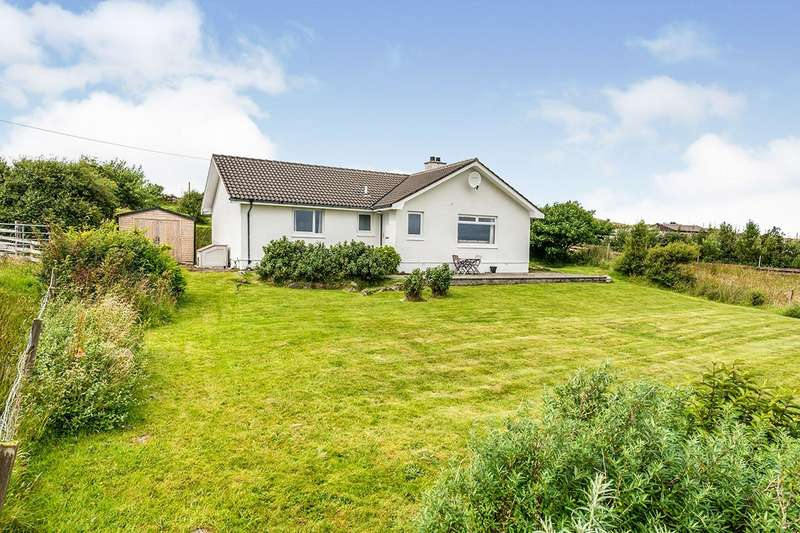 3 Bedrooms Detached Bungalow for sale in Achnacarnin, Lochinver, IV27