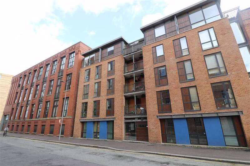 2 Bedrooms Apartment Flat for sale in 11 Hulme Hall Road, Castlefield, Manchester, M15