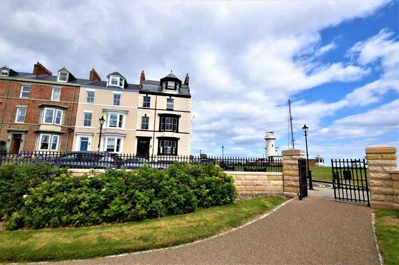 "6 Bedrooms End Of Terrace House for sale in Cliff Terrace, ""The Headland"", Hartlepool, TS24 0PU"