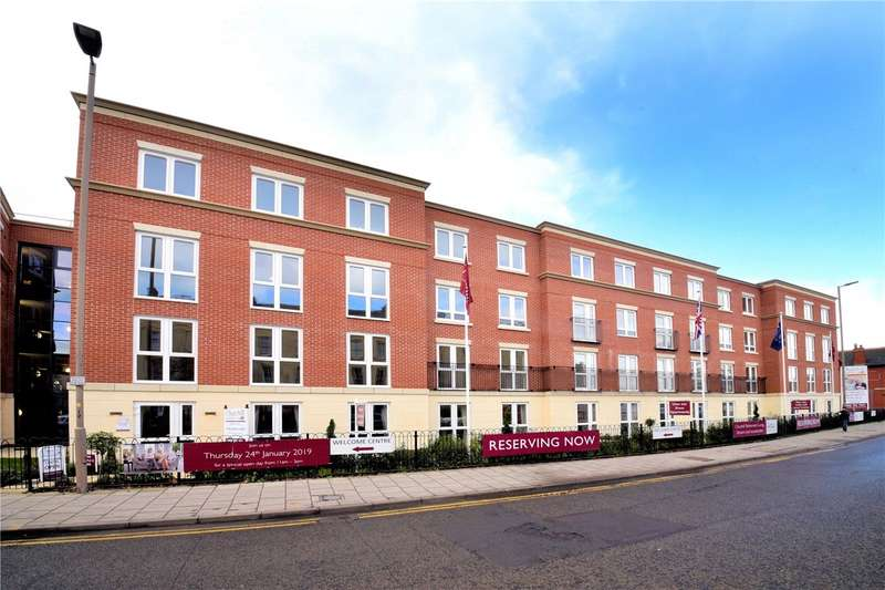 2 Bedrooms Retirement Property for sale in Lewis Carroll Lodge, North Place, Cheltenham, Gloucestershire, GL50