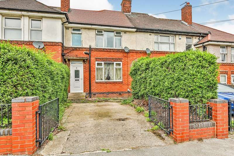 3 Bedrooms House for sale in Eastern Avenue, Sheffield, S2