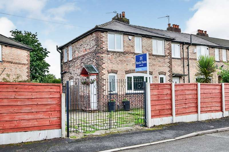 3 Bedrooms Semi Detached House for sale in Haldon Road, Manchester, Greater Manchester, M20