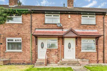 3 Bedrooms Terraced House for sale in Gervase Drive, Sheffield, South Yorkshire