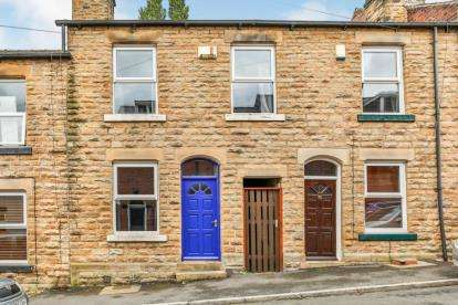 2 Bedrooms Terraced House for sale in Cromwell Street, Sheffield, South Yorkshire