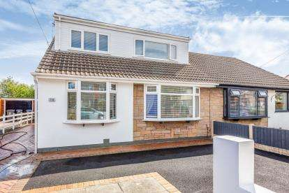 4 Bedrooms Bungalow for sale in Cotswold Road, Blackpool, Lancashire, ., FY2